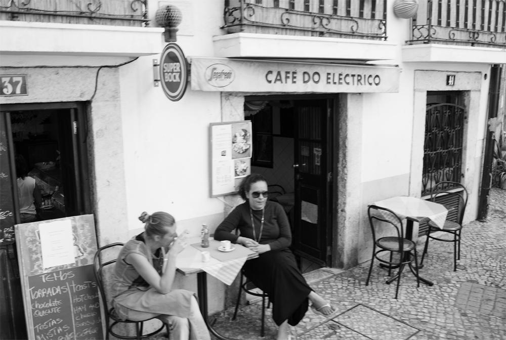 Cafe Do Electrico